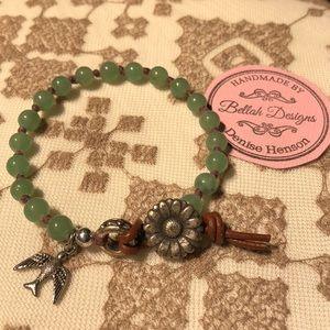 Bellah Designs Bead Bracelet 🌸